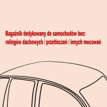 FIAT ALBEA Bagażnik dachowy