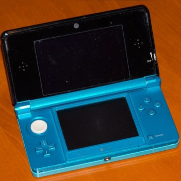 Konsola Nintendo 3DS Kolor : Aqua Blue
