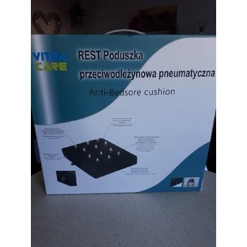REST poduszka przeciwodleżynowa pneumatyczna