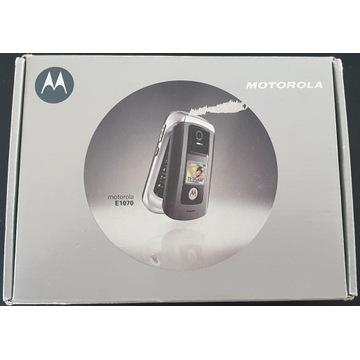 Hit telefon z klapką Motorola E1070 refurbished