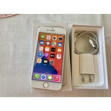 iPhone 8 256GB Silver Idealny stan Bateria 98%