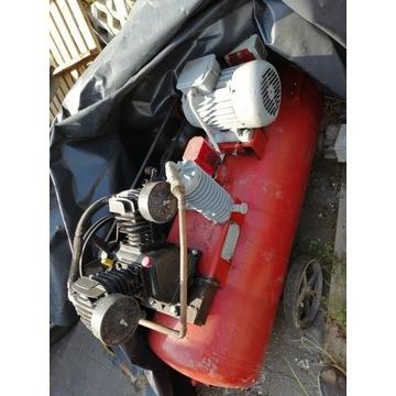 Kompresor sprężarka 120L