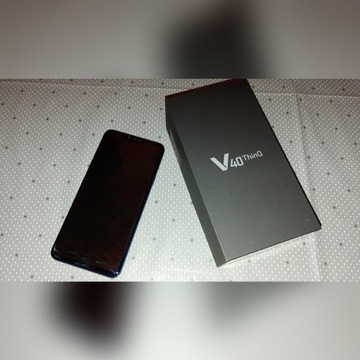 LG V40 ThinQ 128GB Blue Matt Gwarancja stan BDB