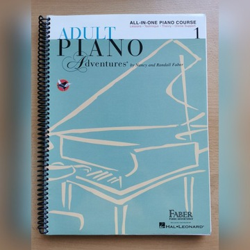 Adult Piano Adventures, Faber (course 1)