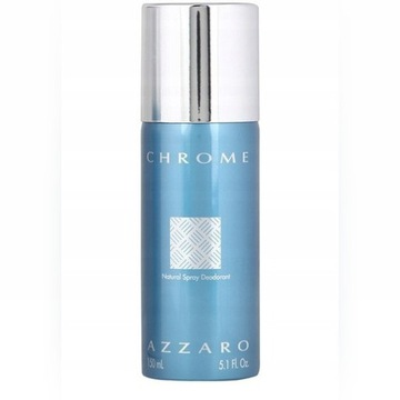 Azzaro Chrome Dezodorant 150 ml NOWY