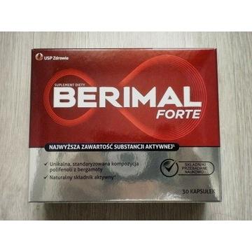 Berimal Forte  -kapsułki -przesyłka gratis za 6 op
