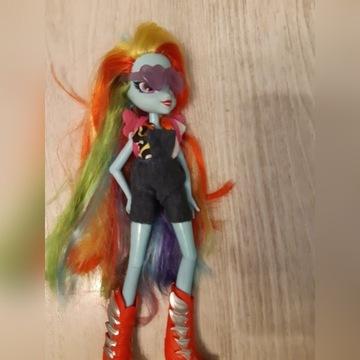Equestria girl My little pony RAINBOW DASH