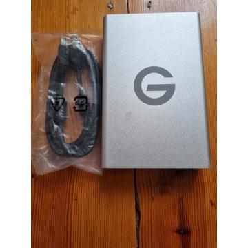 Dysk twardy G-DRIVE G-TECHNOLOGY 4TB USB 3 0G03595