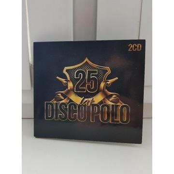 Nowa płyta 25 lat Disco Polo 40 utworów