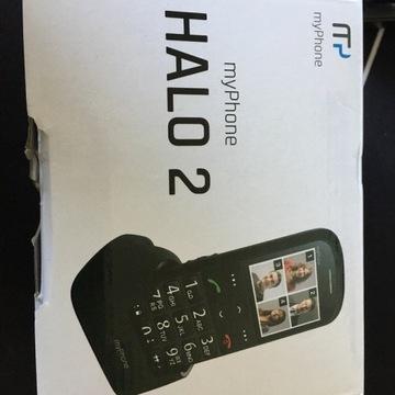Telefon dla osób starszych Halo 2