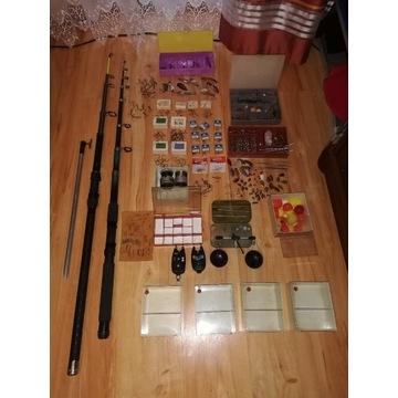 Akcesoria wędkarskie -wszystko ze zdjęć- licytacja