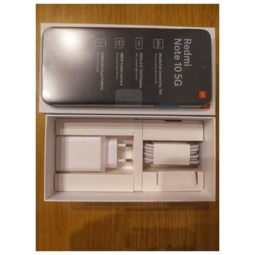 Redmi Note 10 5G + szkło hartowane + obudowa