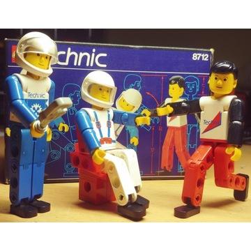 Lego Technic 8712 (1988) stan bardzo dobry