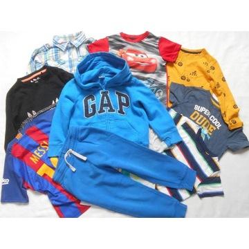 Paka zestaw ubrań dla chłopca 3-4l_104