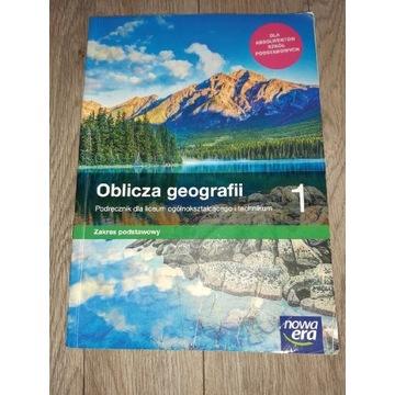 Oblicza geografii 1, podręcznik