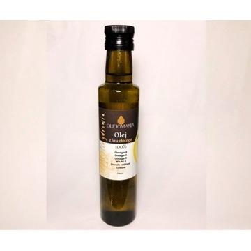Olej lniany złoty - 250ml
