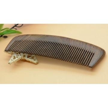 Grzebień drewniany dla Brodaczy 15,5 cm