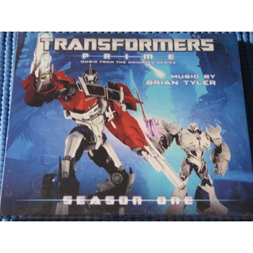 BRIAN TYLER TRANSFORMERS PRIME