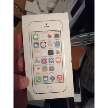Oryginalne pudelka iphone 5s