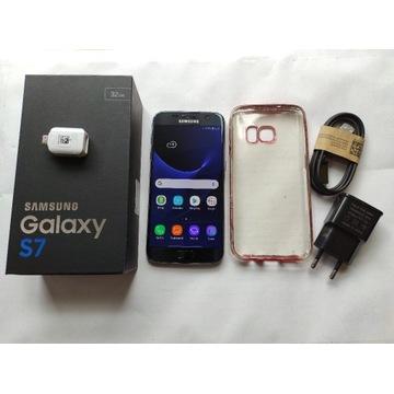 Samsung s7 G-930F ładny zestaw