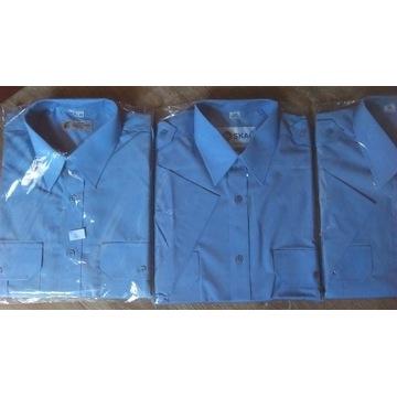 Koszula służbowa-mundurowa nowa - okazja !