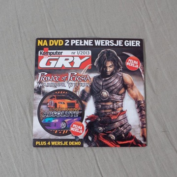 Prince of Persia Warrior Within & Street Racing Ab