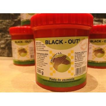 Pasta do usuwania smarów, olejów, farb.