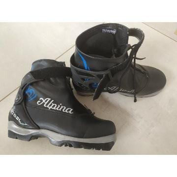 Buty Alpina NNN narty biegowe rozm 38