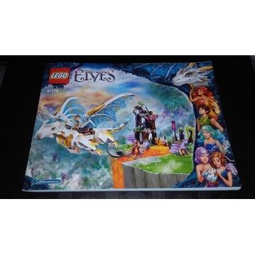 LEGO klocki 41179 Elves Na ratunek królowej smoków