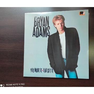 Bryan Adams winyl 1PRESS A&M 1981 Canada stan NM-