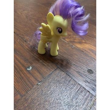 My Little Pony Brushable Hair Purple