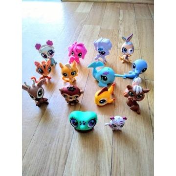 Littles pet shop figurki