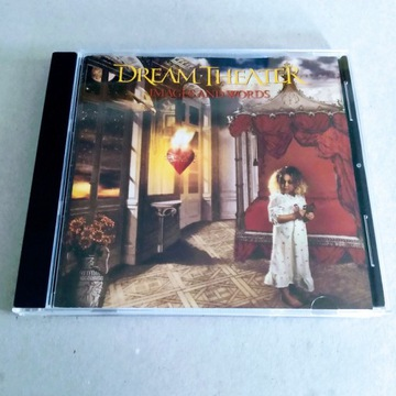 """DREAM THEATER - """"Images and Words"""" CD"""