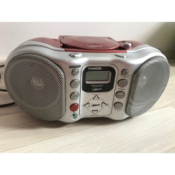 Radio Boombox THOMSON LIfe TM9050 CD MP3 +