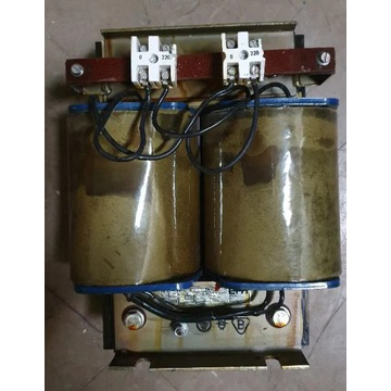 Transformator separacyjny TO2500, 230/230V - używa
