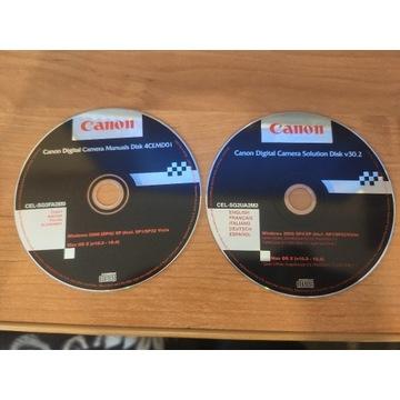 Płyty do CANON 4CEMD01 CEL-SG3FA2M0
