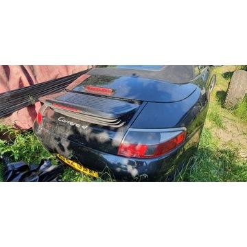 Ćwiartka tył Porsche 996 Cabrio