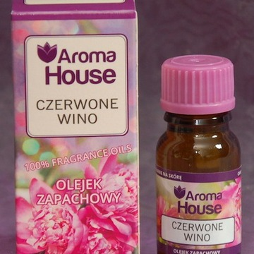 Olejek zapachowy Czerwone Wino 10 ml