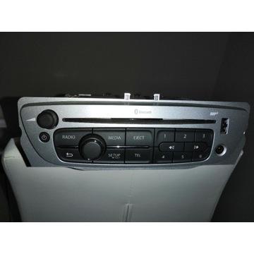 Radio z wyświetlaczem do Megane 3/Scenic 3 Orginal