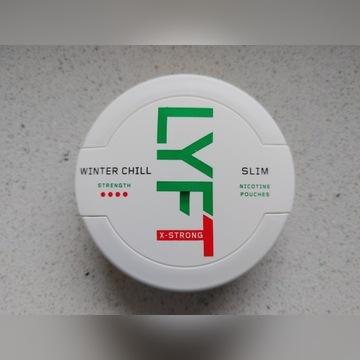 Beztytoniowy Snus Tabaka LYFT