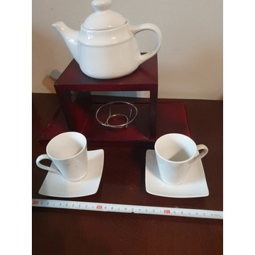 Zestaw kawowy dla dwojga