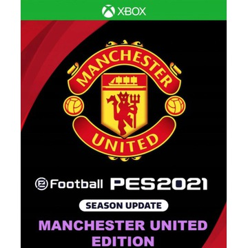 eFootball PES 2021 MANCHESTER UNITED EDITION XBOX