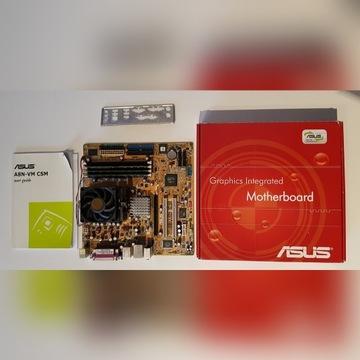 Płyta Asus + procesor Athlon 64 3000 + RAM 1,7 GB