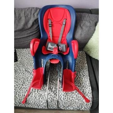 Fotelik rowerowy ok baby