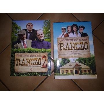 Brutter ranczo tom 1 i 2