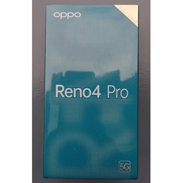 Telefon Smartfon Oppo Reno4 PRO 5G Czarny 12/256GB
