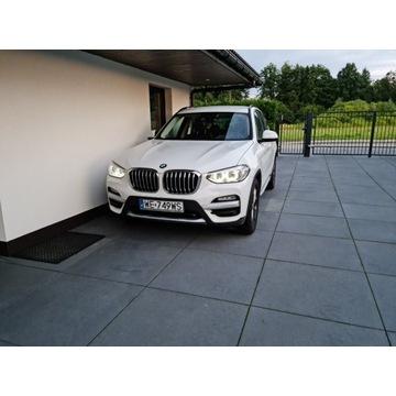 BMW X3 xLine xDrive cesja Arval, 16 m-cy, 85000 km