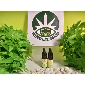 WeedEyeShop Platinium animals olejek konopny 3% 30