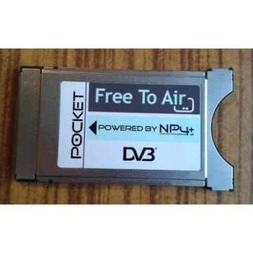 Moduł CI Neotion NP4+ Free to Air