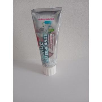 Tlenową pasta do zębów łagodne wybielanie